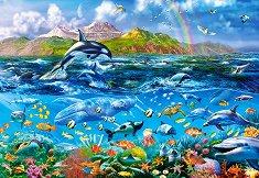 Океан - панорама -