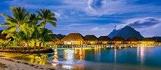 Френска полинезия - пъзел