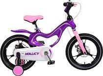 """Hollicy - Детски велосипед 16"""" с магнезиева рамка"""