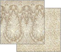 Хартия за скрапбукинг - Дантела - Размери 30.5 х 30.5 cm