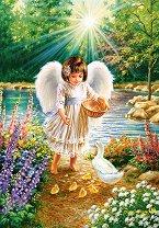 Ангелска топлота - Дона Джелсинър (Dona Gelsinder) - пъзел