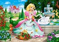 Принцесата лебед - пъзел
