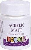 Акрилна боя с матов ефект - Decola - Бурканче от 50 ml - продукт