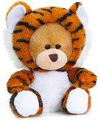 Мече с костюм на тигър - Плюшена играчка -