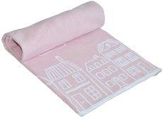 Бебешко памучно одеяло - Размер 70 x 100 cm - продукт