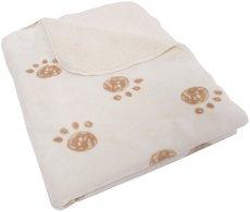 Бебешко двулицево одеяло - Размери 80 x 100 cm - продукт