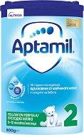 Преходно мляко - Aptamil 2 Pronutra+ - Опаковка от 800 g за бебета от 6 до 12 месеца -