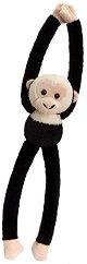 Маймунка - Плюшена играчка със звук - продукт