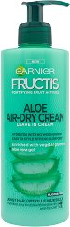 Garnier Fructis Aloe Air-Dry Cream - Хидратиращ крем за коса без отмиване - продукт