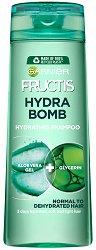 Garnier Fructis Aloe Hydra Bomb Fortifying Shampoo - Хидратиращ шампоан с алое вера - руж
