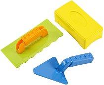 Комплект за игра в пясък - играчка