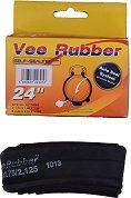 """Vee Rubber 24"""" x 1.75 / 2.125 AV - Вътрешна гума за велосипед"""