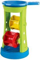 Мелничка за пясък - Детска играчка - творчески комплект