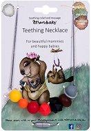 Гердан за мама - Halloween - Подходящ за чесане на венците на бебето - аксесоар