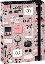 Кутия с ластик - Beauty - Формат А4