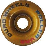 Резервни колела за ролкови кънки - Quad 58 x 32 mm - Комплект от 4 броя -