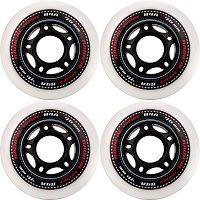 Резервни колела за ролери -  Radical - Комплект от 4 броя -