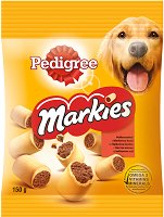 Pedigree Markies - Бисквитки с костен мозък за кучета на възраст над 1 година - опаковка от 150 g - продукт