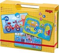 На улицата - Детски образователен комплект - играчка