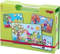Сезони - Детска образователна играчка -