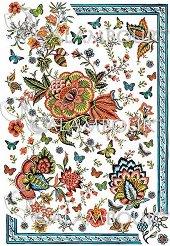 """Декупажна хартия - Бродерия 300 - Серия """"Digital Collection Mulberry"""""""