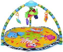 Активна гимнастика - Baby - С мелодии и проектор - биберон