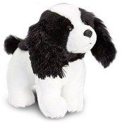 Кученце - Плюшена играчка със звук - играчка