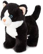 Котенце - Плюшена играчка със звук -