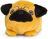 """Мопс - Плюшена играчка от серията """"Bobballs"""" - играчка"""