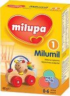Мляко за кърмачета - Milumil 1 - Опаковка от 600 g за бебета от 0 до 6 месеца -