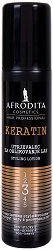 Afrodita Cosmetics Hair Professional Keratin Styling Lotion - Стилизиращ спрей-лосион за коса с кератин, пчелно млечице и витамин B5 - балсам