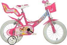 "Princess - Детски велосипед 16"""