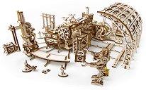 Фабрика за роботи - Механичен 3D пъзел -