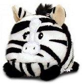 """Зебра - Плюшена играчка от серията """"Bobballs"""" -"""