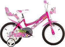 """Fuxia - Детски велосипед 16"""""""