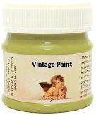 Акрилна винтидж боя с тебеширен ефект - продукт