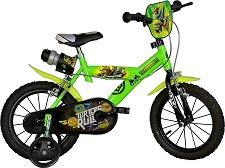"Ninja Turtles - Детски велосипед 16"""