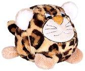 """Леопард - Плюшена играчка от серията """"Bobballs"""" - играчка"""
