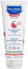 Mustela Soothing Moisturizing Lotion - Успокояващ и хидратиращ лосион за тяло за бебета и деца с чувствителна кожа -