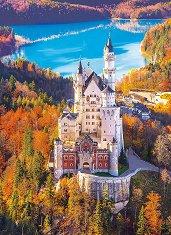 Замъкът Нойшванщайн, Германия - пъзел