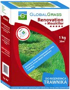 Смеска за възстановяване на тревни килими и премахване на мъх