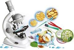 Играй и учи - Моят първи микроскоп - Образователна играчка - творчески комплект