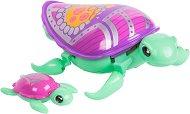 """Костенурка с бебе - Детска играчка от серията """"Little Live Pets"""" -"""