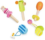 Детски дървени музикални инструменти - играчка