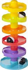 """Кула с 3 топчета - Gravity Ball Slide - Детска играчка от серията """"Jerry's Class"""" -"""