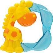 Дъвкалка с охлаждащ ефект - Жирафът Джери - За бебета над 3 месеца -