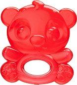 Дъвкалка с охлаждащ ефект - Панда - За бебета над 3 месеца -