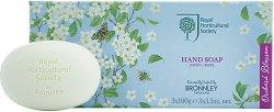 """Bronnley Orchard Blossom Hand Soaps - Комплект от 3 броя сапуни от серията """"Orchard Blossom"""" -"""