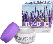 """Nature of Agiva Flower Perfect Skin Day Cream Renovator - Озаряващ дневен крем за нормална към смесена кожа от серията """"Flower"""" -"""