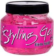 Studio Professionali Styling Gel Firm Hold - Гел за коса със силна фиксация - шампоан
